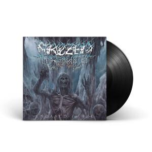 Frozen Soul - Encased In Ice Black LP