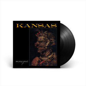 Kansas - Masque (180 Gram Audiophile Vinyl/Ltd. Anniversary Edition/Gatefold Cover)
