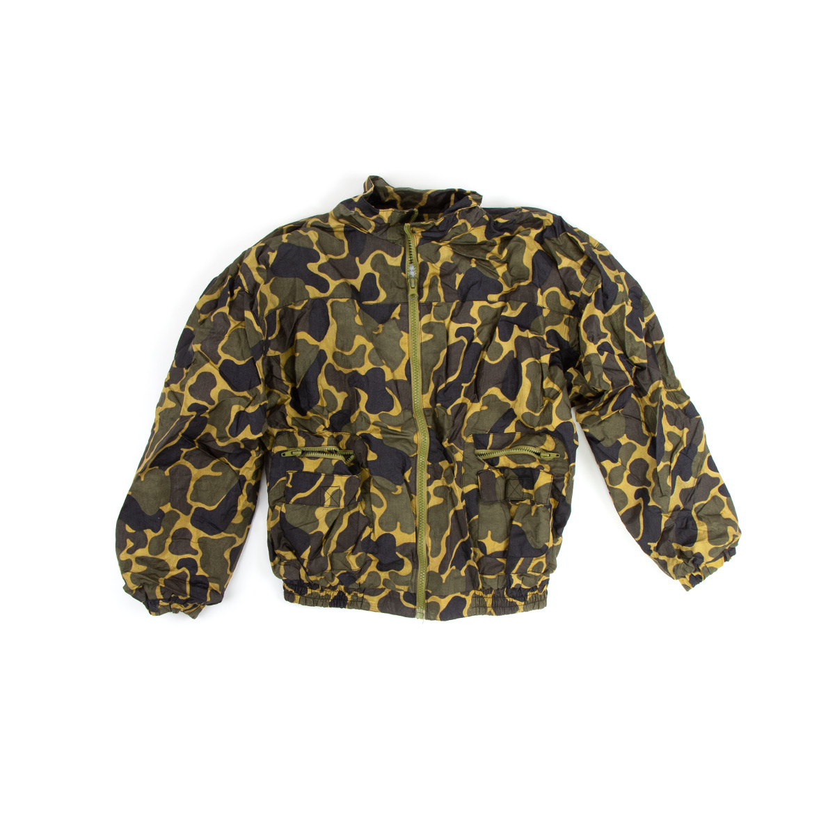 Camo Kids Windbreaker (S)