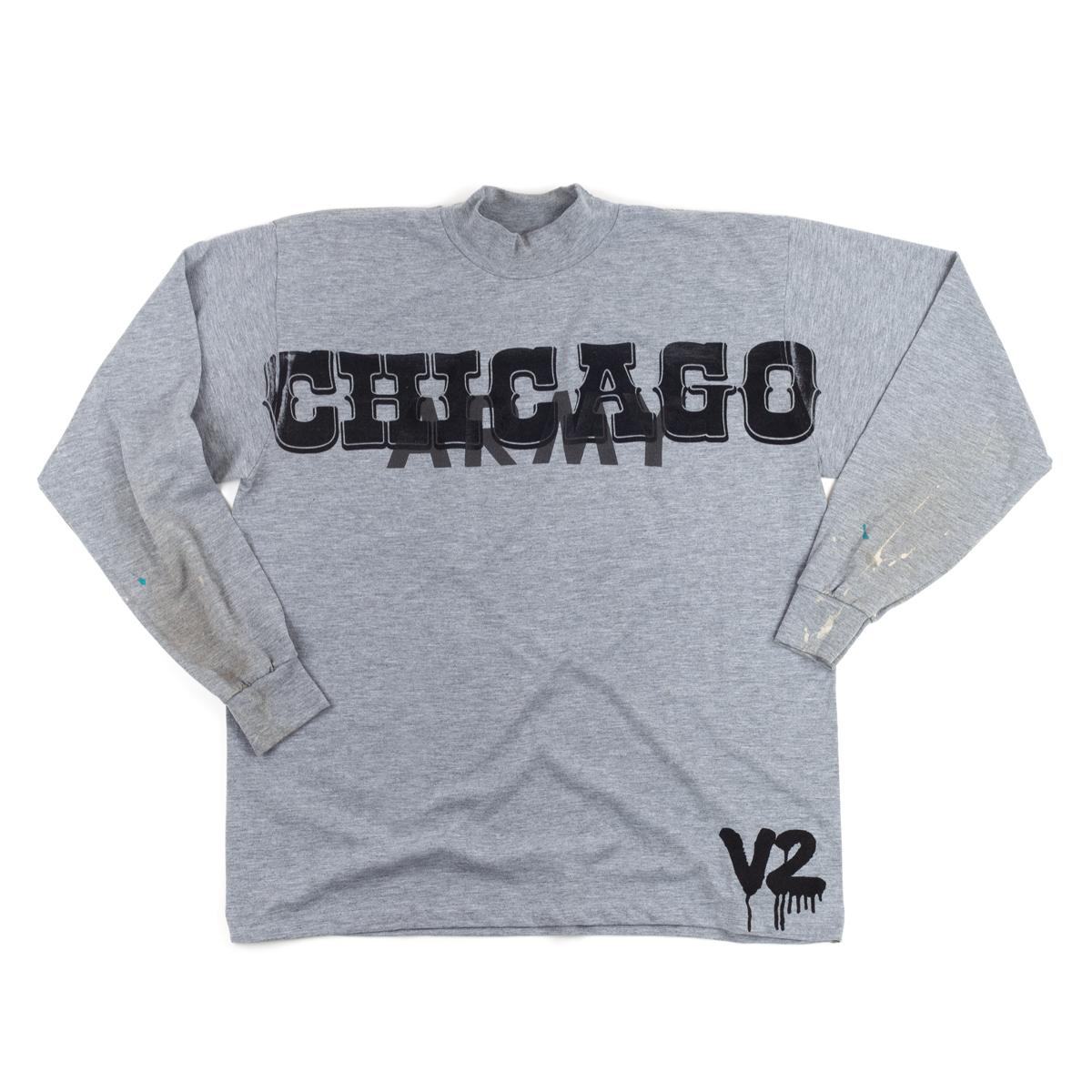 Chicago Long Sleeve T-Shirt (XL)