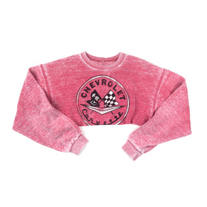 Corvette Crop Sweatshirt (L)