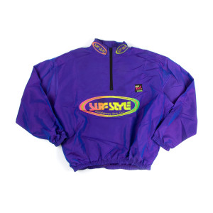Purple Surf Style Jacket (OS)