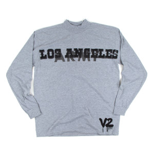 Los Angeles Long Sleeve T-Shirt (XL)