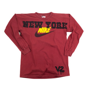 New York Long Sleeve T-Shirt (M)