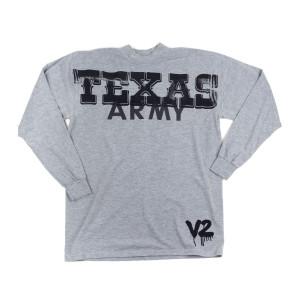 Texas Long Sleeve T-Shirt (XL)