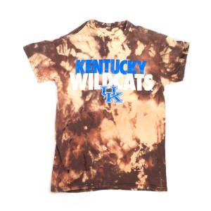 Brown Kentucky Wildcats Tee (S)