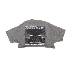 Audi Crop Tee (M)