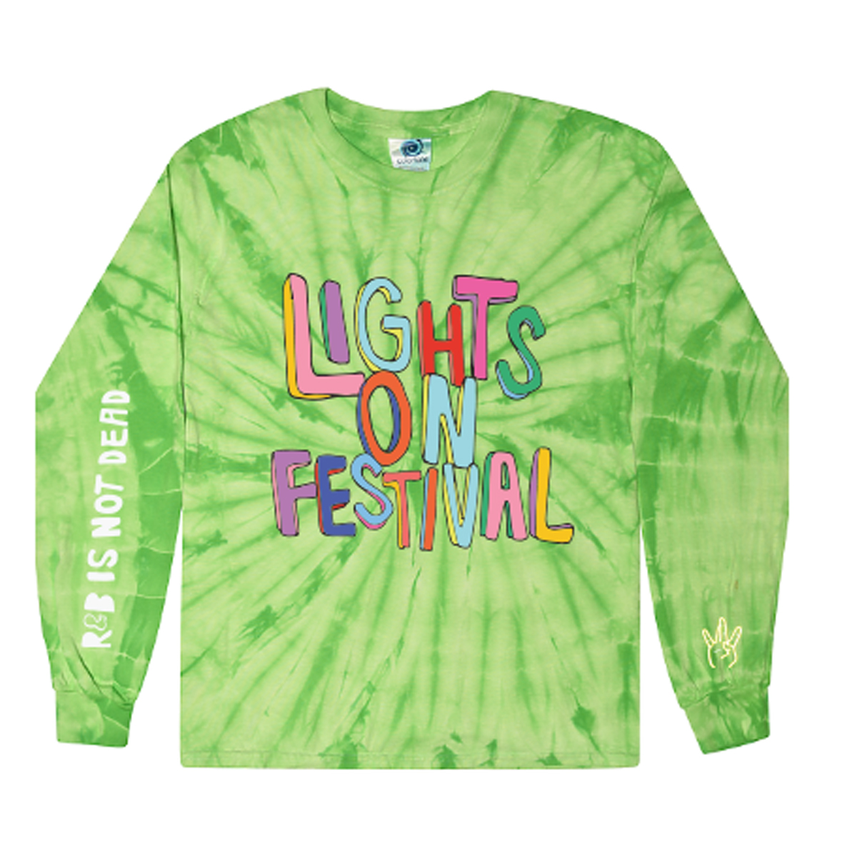 H.E.R. Lights On Festival Long-Sleeve T-Shirt