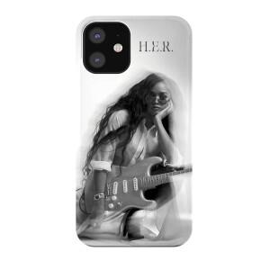 H.E.R. Guitar Photo Phone Case