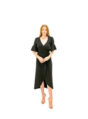 The Danielle Dress - Black