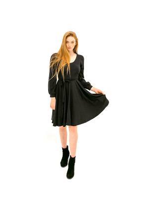 The Jes Dress - Black
