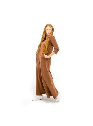 The Blythe II Dress - Cacao