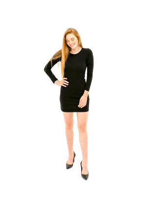 The Laura Dress - Black