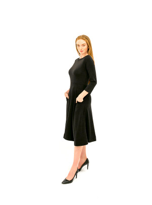 The Jennifer Dress - Black