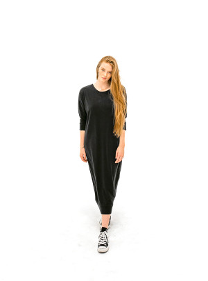 The Penny II Dress - Black