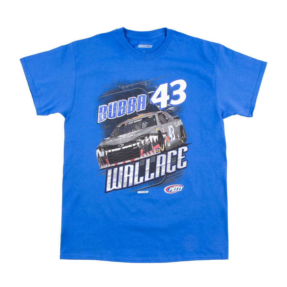 Bubba Wallace #43 2020 Camber T-shirt