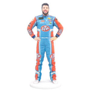 """#43 Bubba Wallace STP 7"""" 3D printed Figurine"""