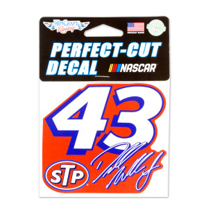 #43 NASCAR Bubba Wallace Perfect Cut  STP Decal