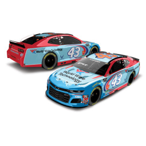 Bubba Wallace Jr. World Wide Technology 2020 NASCAR Cup Series 1:64 - Die Cast