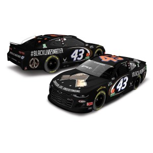 Bubba Wallace Jr. #43 #BlackLivesMatter 2020 NASCAR Cup Series Elite 1:24 - Die Cast