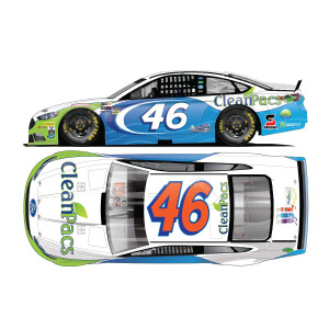 Thad Moffitt #46 2021 CleanPacs 1:64 Die-Cast