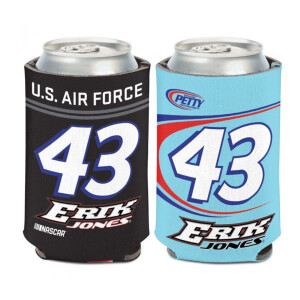 Erik Jones Can Cooler - 12oz
