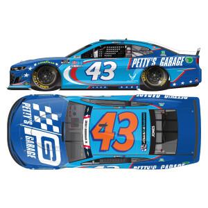Erik Jones #43 2021 Charlotte Speedway Petty's Garage 1:24 ELITE Die-Cast