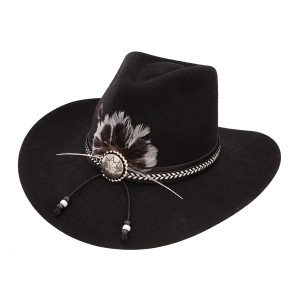 "Richard Petty - Charlie 1 Horse ""The King"" Cowboy Hat"