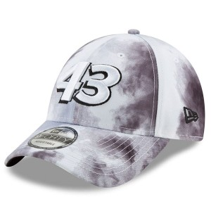 Bubba Wallace #43 NASCAR 2019 9Forty New Era Smoke Burnout Hat