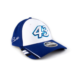 Bubba Wallace #43 2020 Driver Alt 9FORTY New Era Stretch Snap Hat