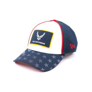 Bubba Wallace #43 2020 American Salute 9FORTY Napa New Era Stretch Snap Hat