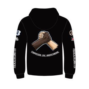 Bubba Wallace Hoodie from J.H. Designs