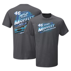 Thad Moffitt #46 2019 NASCAR Performance Plus T-shirt