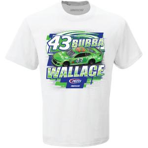 Bubba Wallace #43 Cash-App T-Shirt