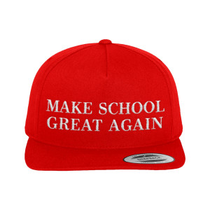 Make School Great Again Hat