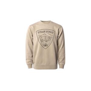 Buffalo Shield Crewneck Sweatshirt