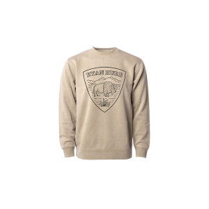 Buffalo Shield Crewneck Sweatshirt