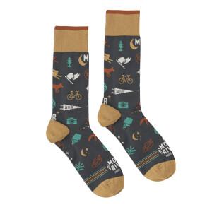 Custom Knitted Socks