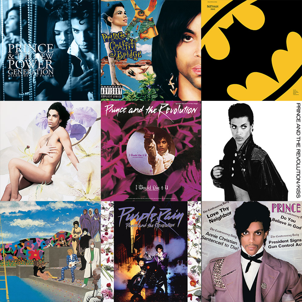 Prince Music Collection