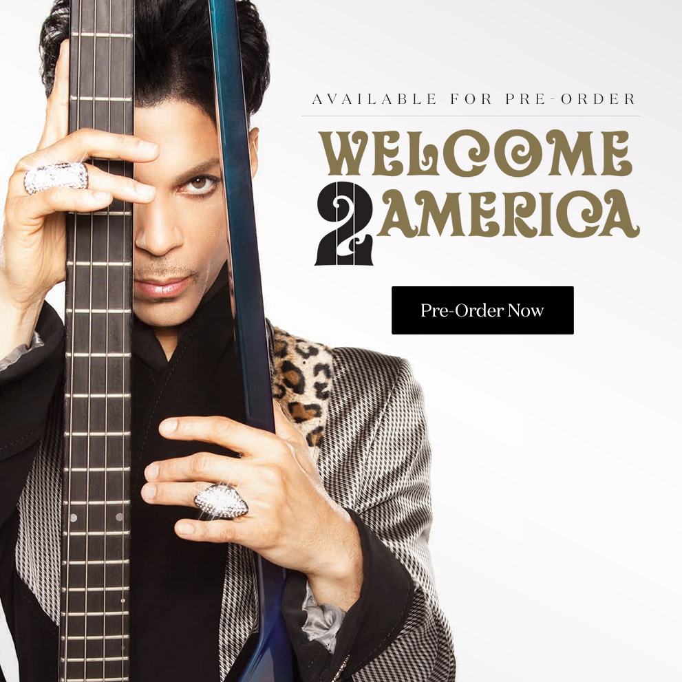 Welcome 2 America - Available For Pre-Order