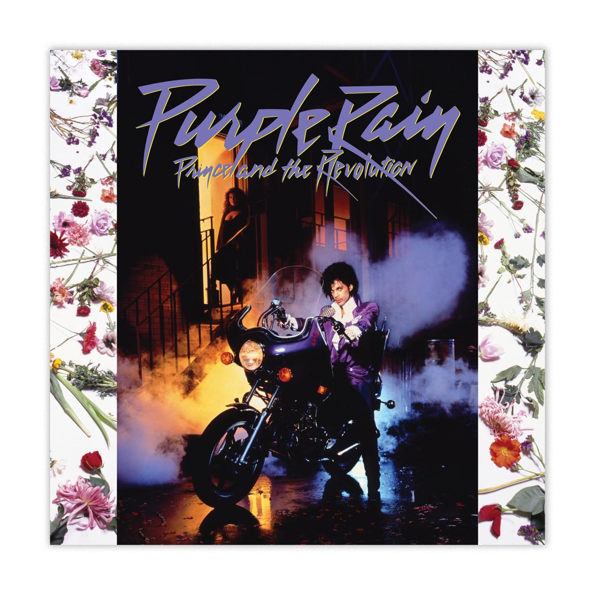 Purple Rain Print