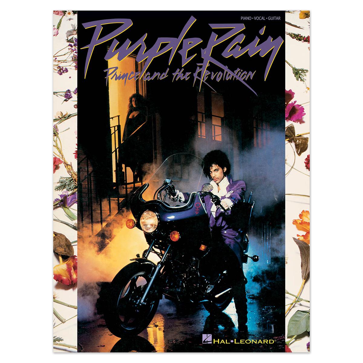 Prince - Purple Rain (Artist Songbook - Piano/Vocal/Guitar)