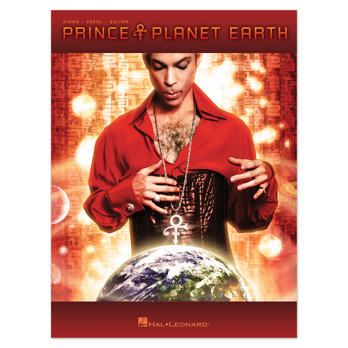 Prince - Planet Earth (Artist Songbook - Piano/Vocal/Guitar)
