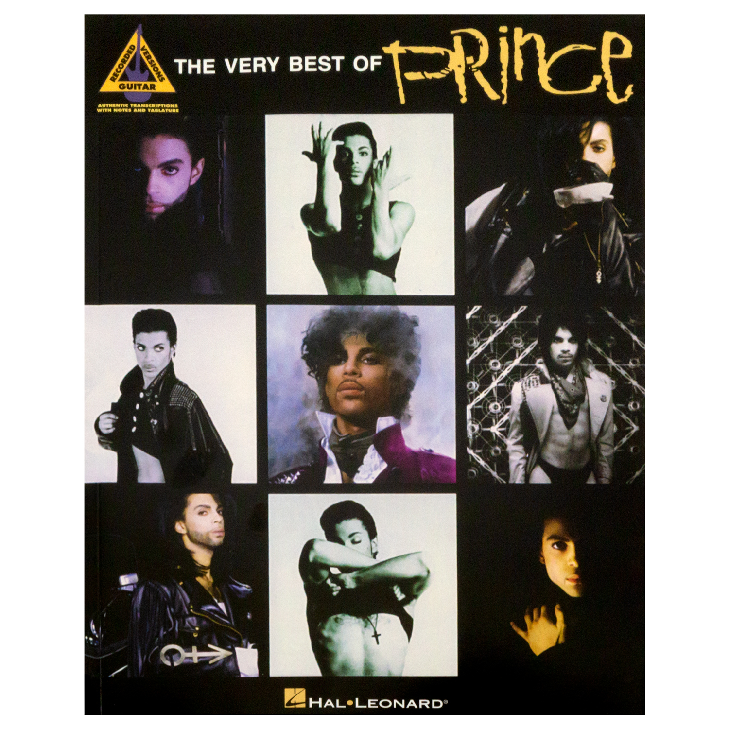 The Very Best of Prince (Easy Guitar with Notes & Tab)