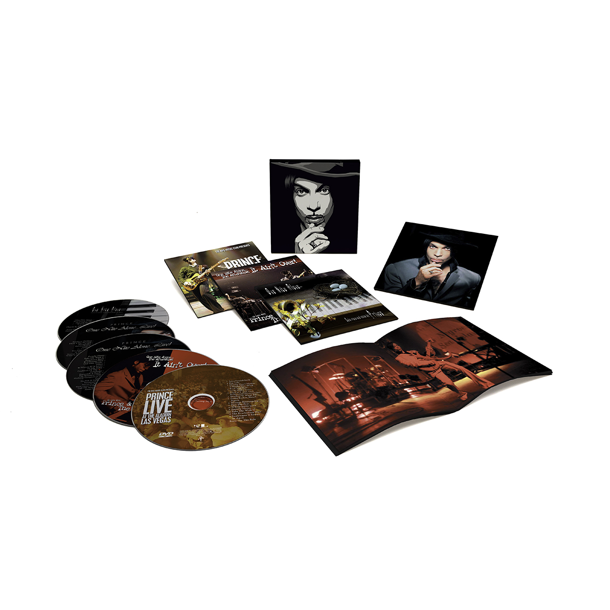 Up All Nite with Prince: The One Nite Alone Collection (4CD / 1 DVD)