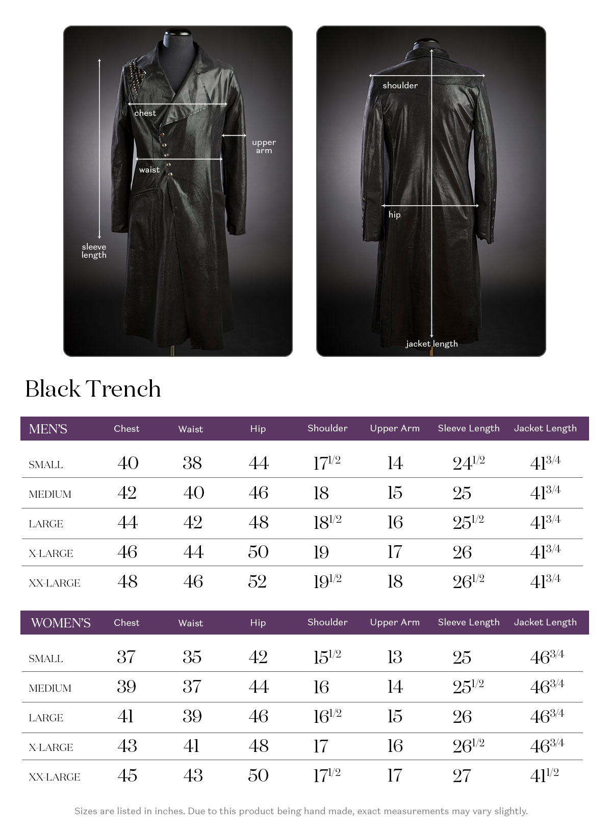 x Call & Response | Black Trench