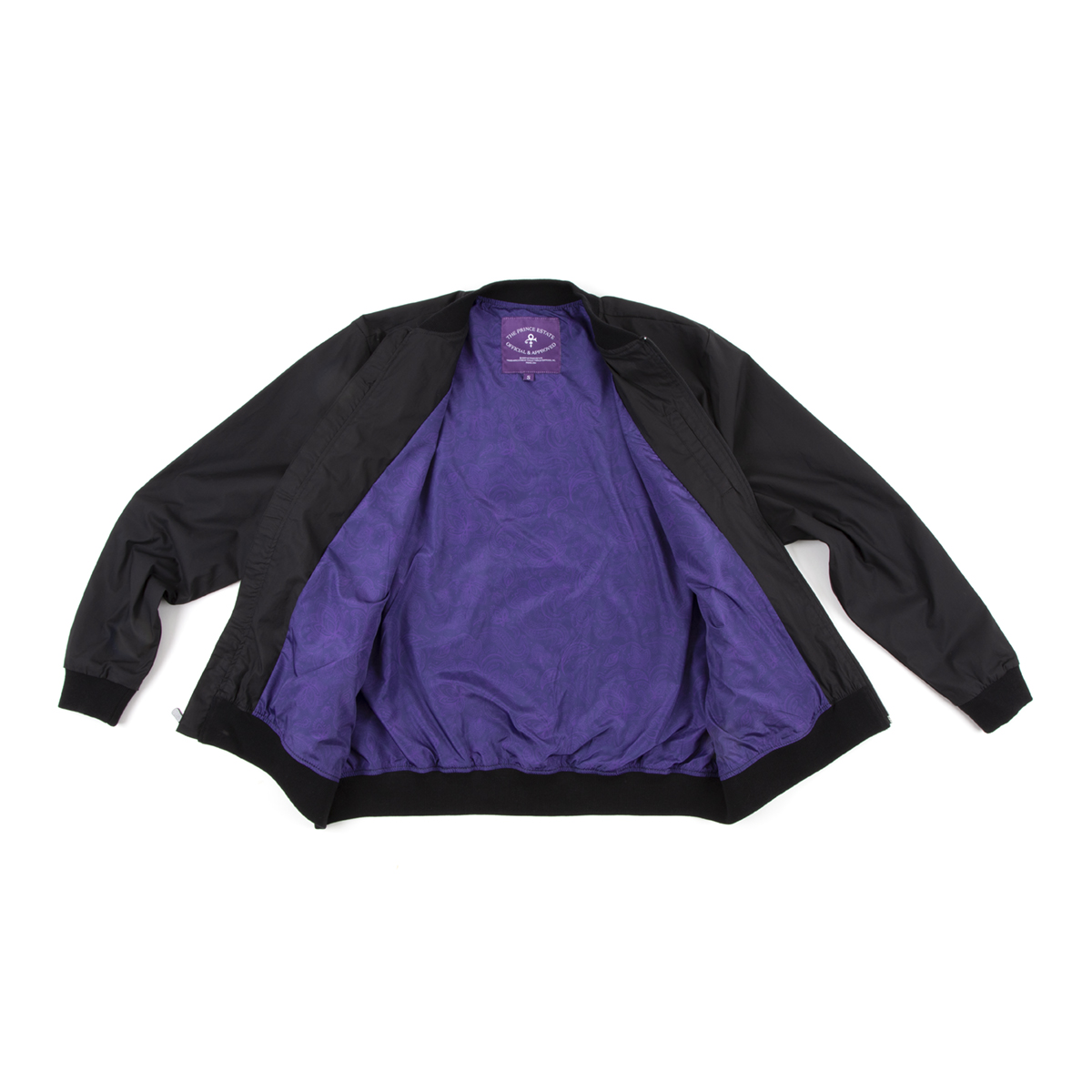 Anthology 1978-1991 Bomber (Light Weight) with Purple Paisley Lining