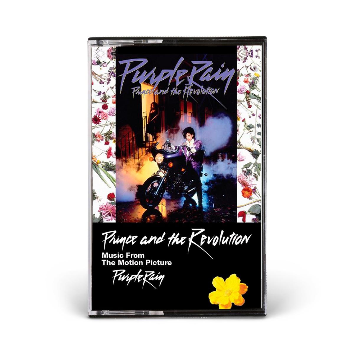 Purple Rain Cassette