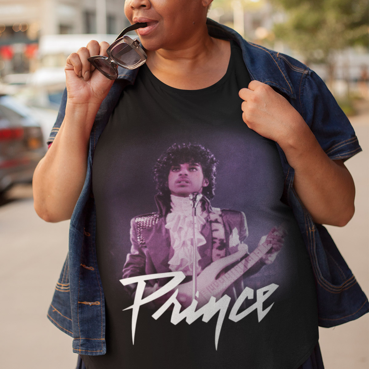 Purple Rain Live T-shirt