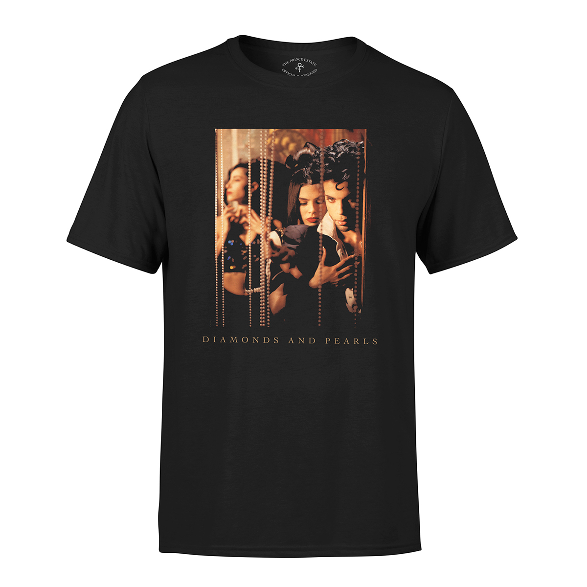 Diamonds & Pearls Cover T-shirt